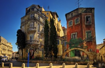 Quel est le prix moyen d'une construction au m2 à Montpellier ?